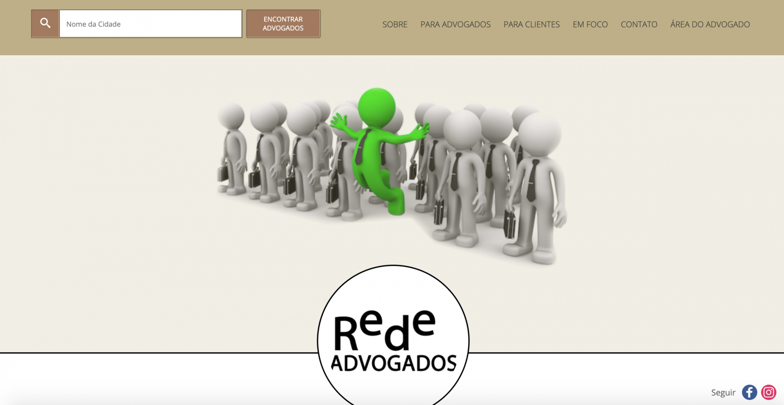 Portal Rede Advogados